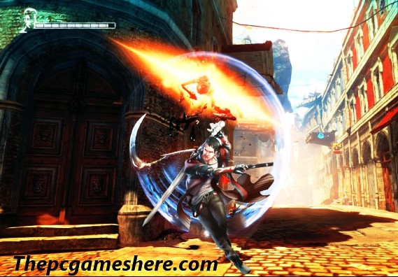 DmC Devil May Cry For Pc