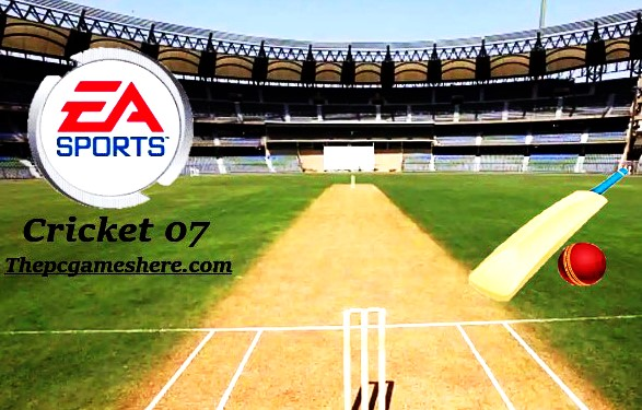 Cricket 07 Highly Compressed Pc Game