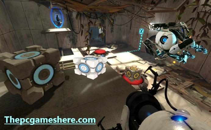 Portal 2 Pc Download Gameplay