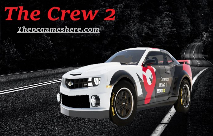 Wallpaper Of The Crew 2 Game