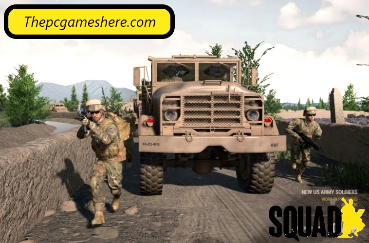 Squad Pc Download Full Gameplay