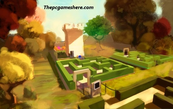 The Witness Gameplay
