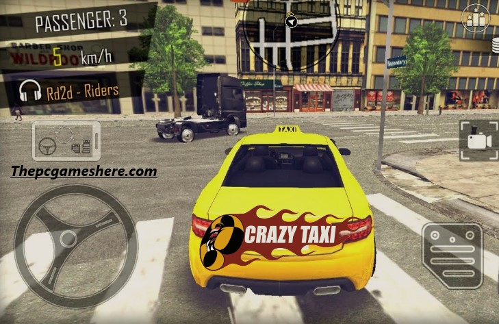 Crazy Taxi Highly Compressed Pc Game