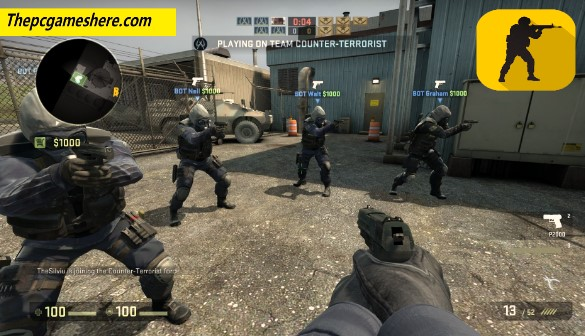 CS GO Download For Pc