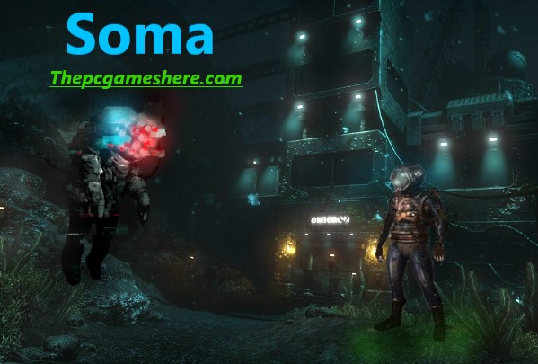Soma Pc Game Wallpaper