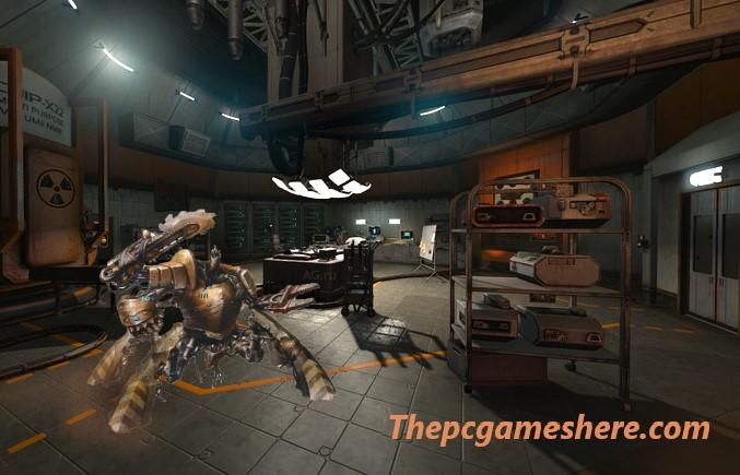 Soma Gameplay Screenshot