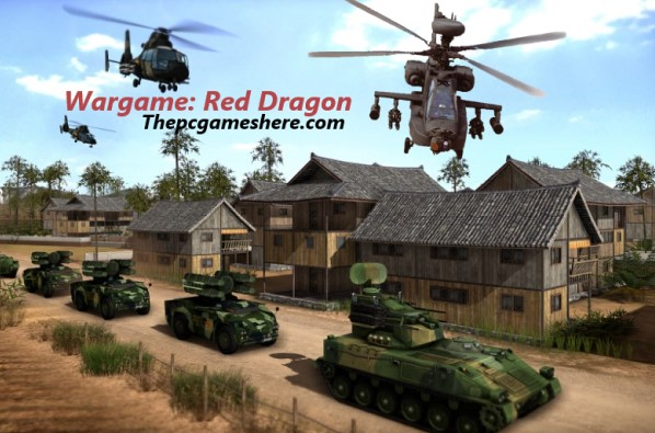 Wargame Red Dragon For Pc Full Version Game