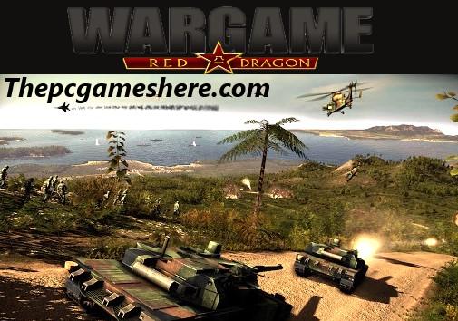 Wargame: Red Dragon Pc Gameplay