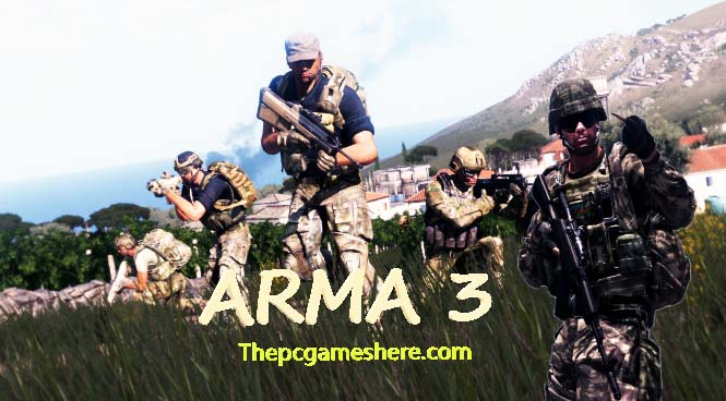 ARMA 3 Game HD Wallpaper For Pc
