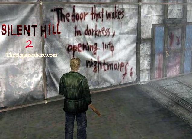 Silent Hill 2 Enhanced Edition Pc Version