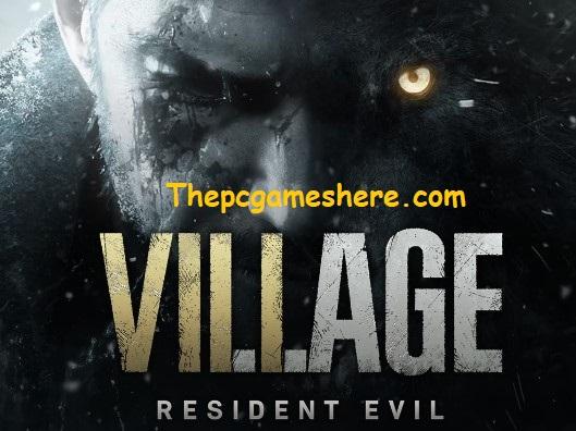 Resident Evil Village Game For Pc