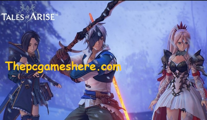 Tales of Arise Download PC Full Game